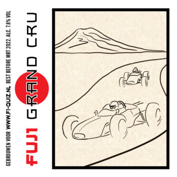 TBleuzerke wint de F1-quiz Japan!