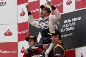 Eenmalige Grand Prix winnaars
