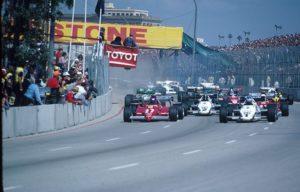Long Beach: De Formule 1 jaren