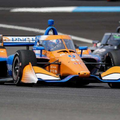Indycar Mail, de finale lonkt