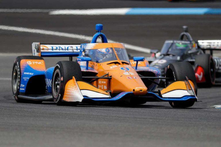 Lees meer over het artikel Indycar Mail, de finale lonkt