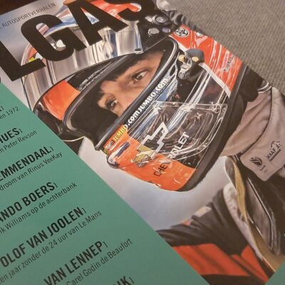 Volgas: haute cuisine autosport journalistiek